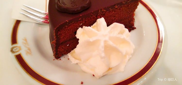 Cafe Sacher Vienna2
