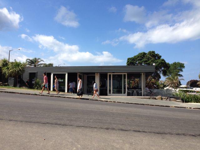 Takapuna Beach Cafe and Store
