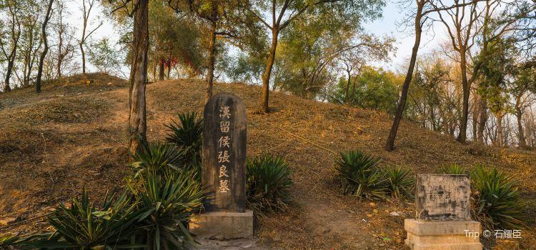 Zhang Liang Tomb
