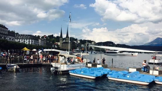 SNG - St. Niklausen Lake Cruises
