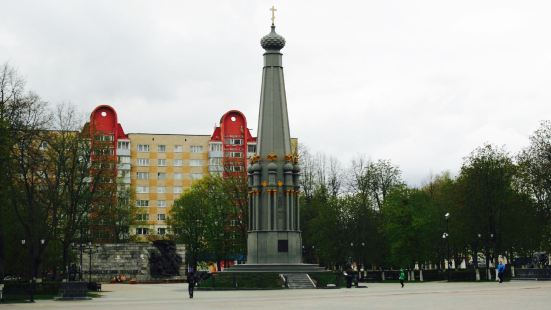 Monument to Heroes of Patriotic War 1812