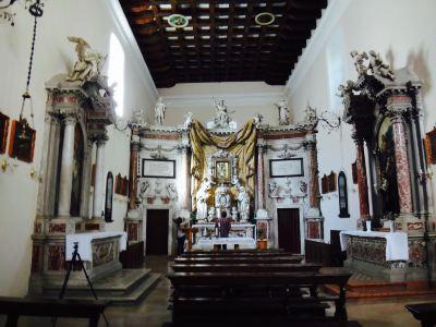 St. Ozana Church (or St. Maria of river)