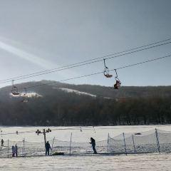 마오얼산(모아산) 스키장 여행 사진