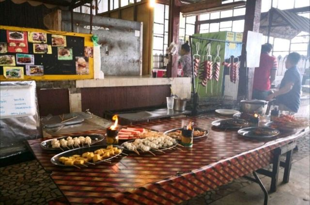 Tanjung Aru Night market