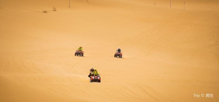騰格里沙漠3