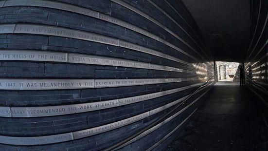 愛爾蘭飢荒紀念碑