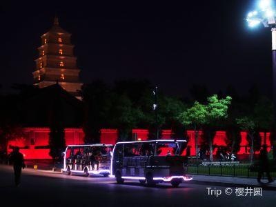 樂遊曲江觀光巴士