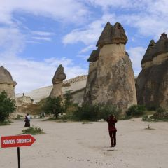 Fairy Chimneys User Photo