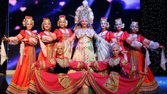 中俄蒙三國民族風情歌舞演繹