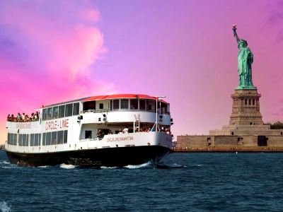 """Circle Line"" Harbor Lights Cruises"