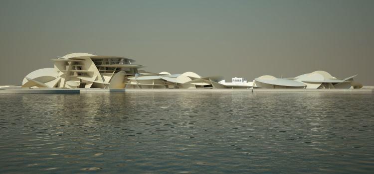 卡塔爾國家博物館