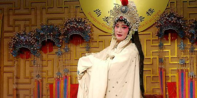 상유(상우) 친창(진강, 전통극) 찻집