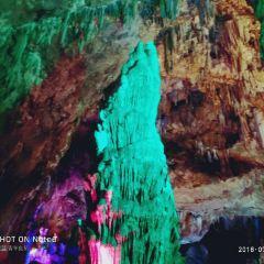 The Shenlong Cave of Huangguoshu User Photo