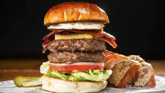 The Corner Hamburger & Saloon
