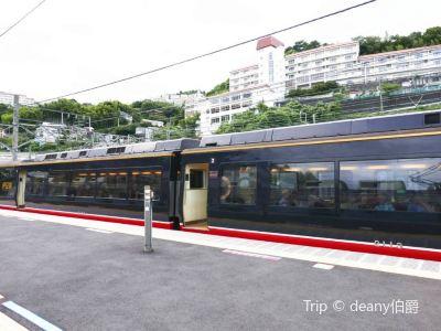 伊豆觀海列車