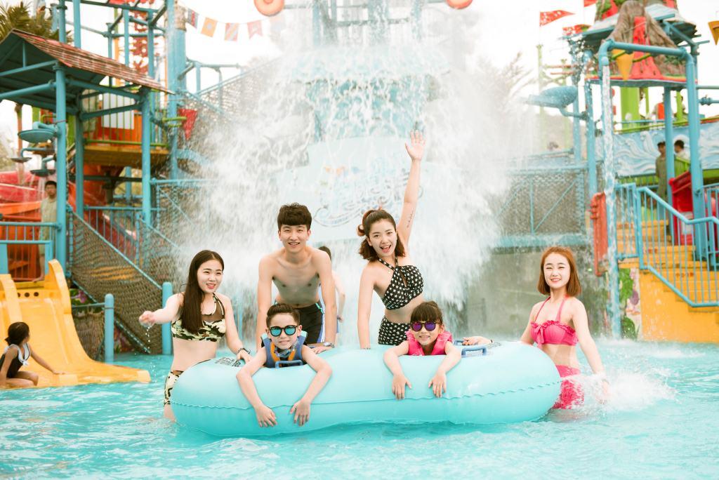 杭州浪浪浪水公園