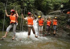 秋浦河景區旅遊專案到底有多少?