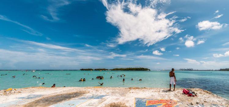 博卡奇卡海灘2