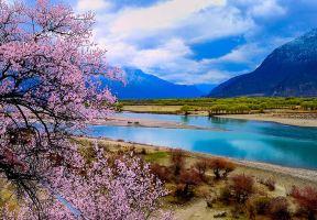 川藏線3月桃花節,地圖已出,經四姑娘山、丹巴、梅里雪山、林芝