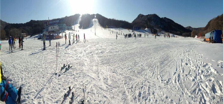 선양(심양) 치판산(기반산) 스키장3