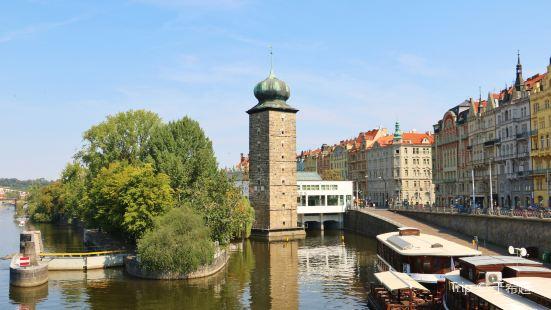Sitkov Water Tower & Manes Gallery