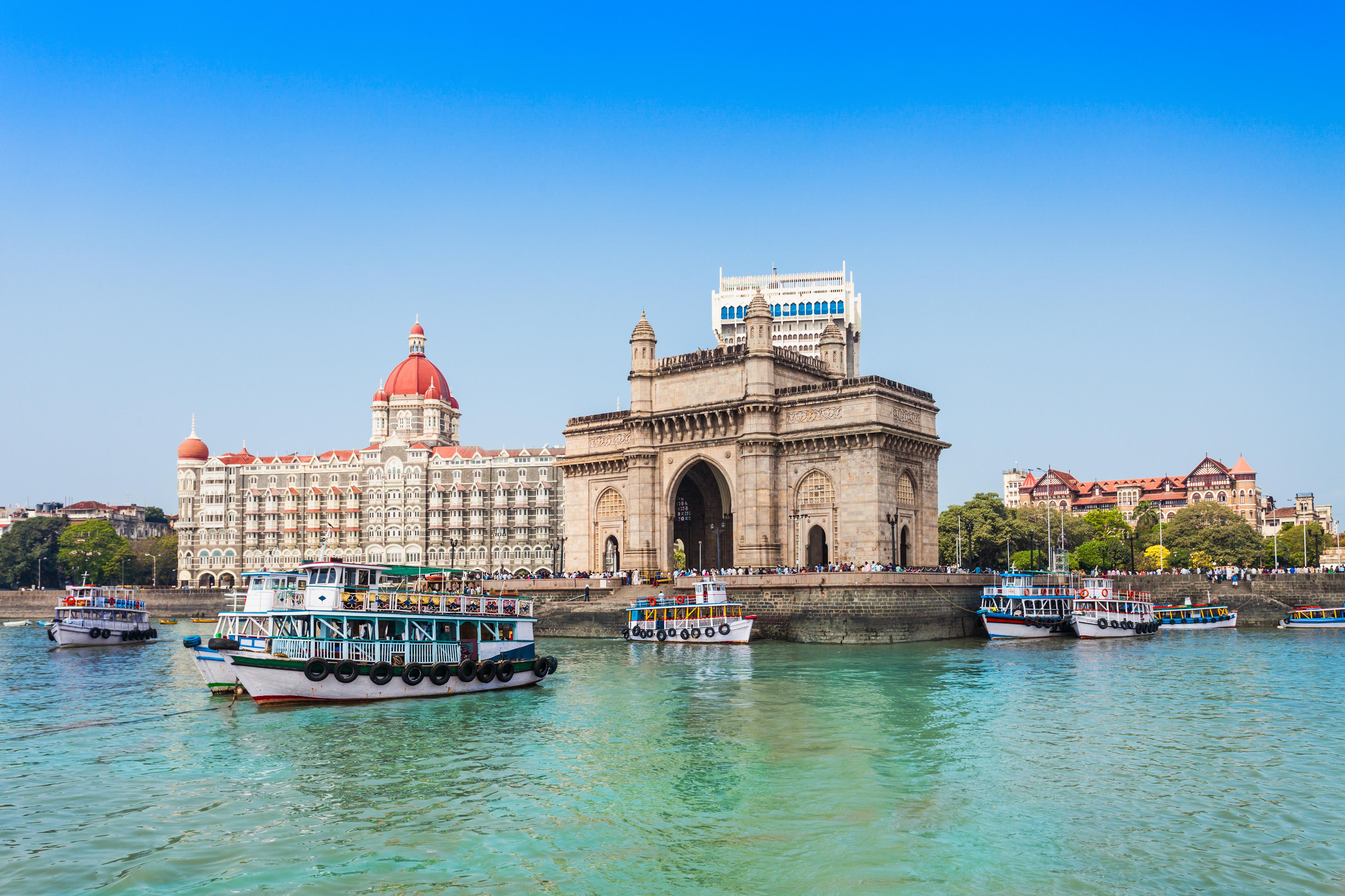 孟買印度門