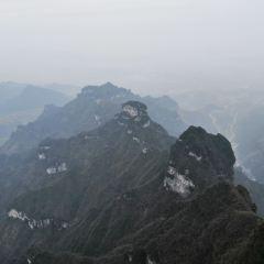 톈먼산(천문산) 유리다리(보리잔다오) 여행 사진
