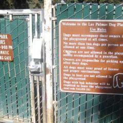 라스 팔마스 공원 여행 사진