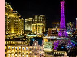 巴黎鐵塔+威尼斯水鄉... 成都出發1000+,週末遊澳門!