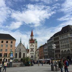 慕尼黑舊市政廳用戶圖片