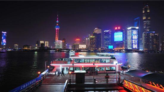 黃浦江遊覽快線游(金陵東路碼頭)