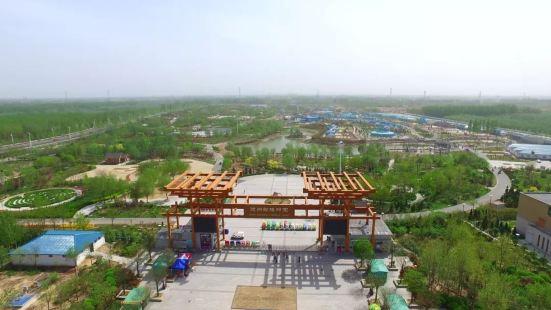 Dezhou New Botanical Garden