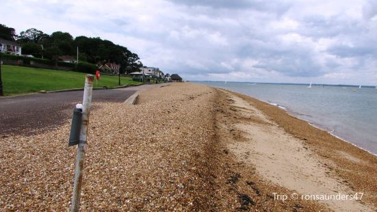 Solent Way Footpath