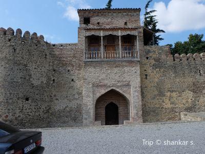 Batonis Tsikhe Castle