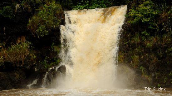 Wiamea Falls