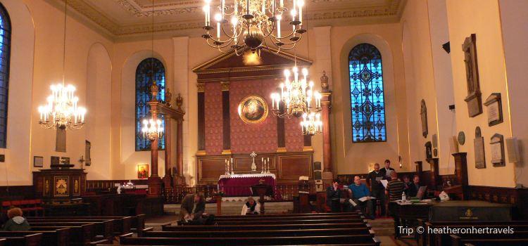 St Paul's Church - Covent Garden3