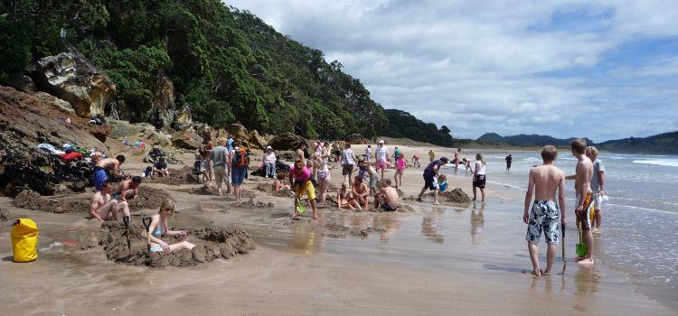 Hot Water Beach1