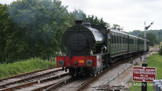 維特島蒸汽火車