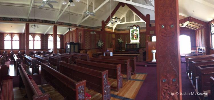奧希奈姆圖毛利文化村2