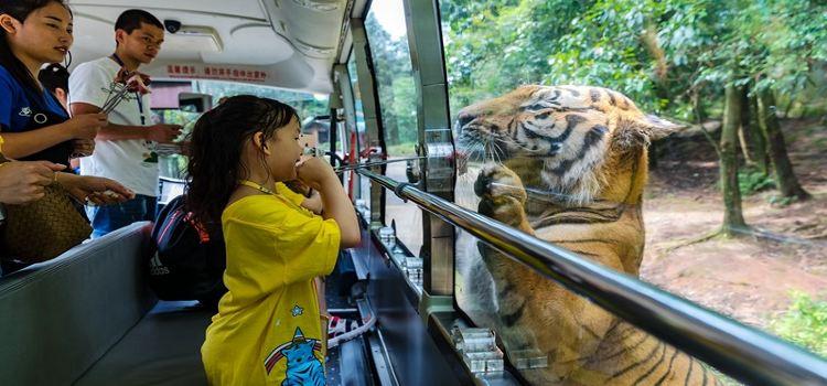 백봉협 야생 동물원3