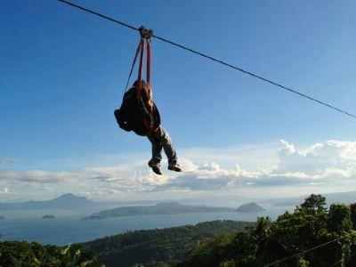Zipline Tagaytay