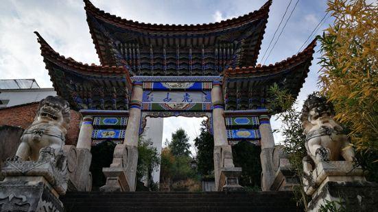 虎頭山古建築群