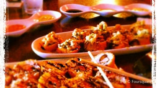 W Sushi Bar