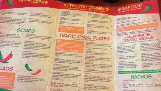 Jalapenos Restaurant