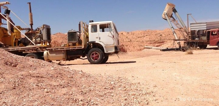 Tom's Working Opal Mine3
