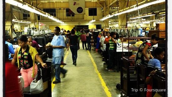 Tabacalera de Garcia Factory Tour
