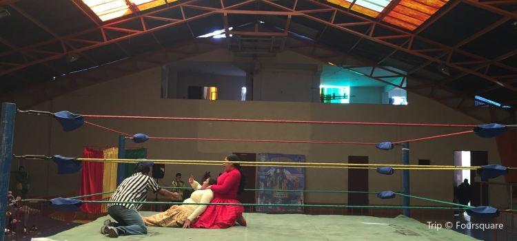 Cholitas Wrestling1