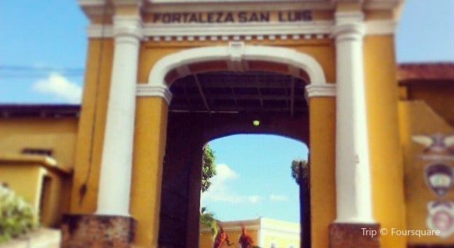 Fortaleza San Luis3