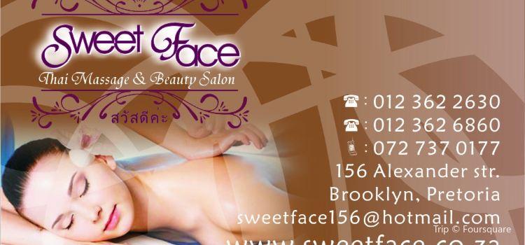 Sweet Face Thai Massage1