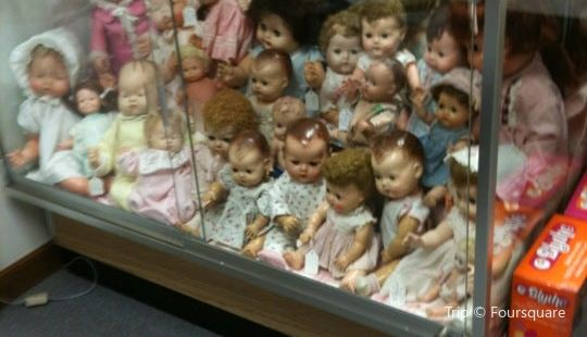Doll and Toy Museum